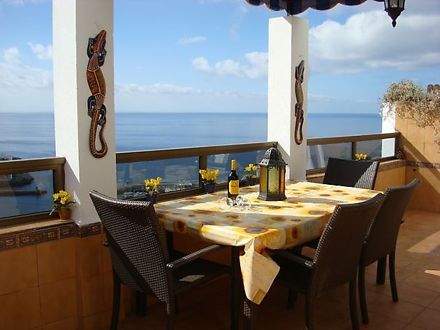 Apartment Bahia Azul Puerto Rico - Properties Abroad Gran Canaria