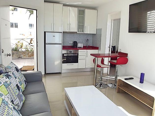 Apartment 1 bedroom Puerto Rico - Properties Abroad Gran Canaria