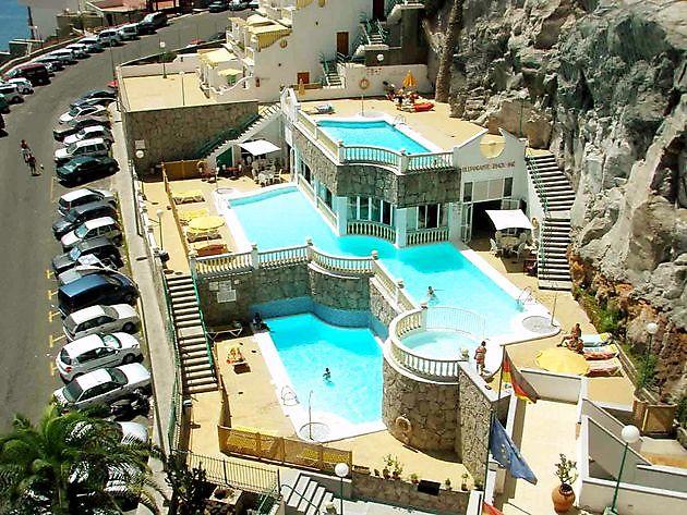 Apartment monseñor Puerto Rico - Properties Abroad Gran Canaria