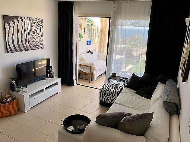 Apartment 1 bedroom rental Puerto Rico - Properties Abroad Gran Canaria