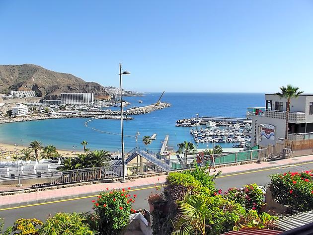 Duplex beach front Puerto Rico - Properties Abroad Gran Canaria