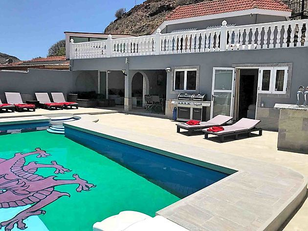 Villa Exclusive 5 bedroom Tauro - Properties Abroad Gran Canaria