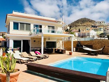 Land hus luxury sea view Arguineguin - Properties Abroad Gran Canaria